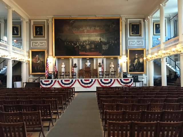 Faneuil Hall – Boston, MA